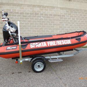 ZODIAC Fire & Rescue Pkg #2 : MARK 3 Futura   Great American
